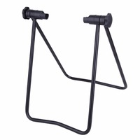 New High Quality Universal Portable Bicycle Bike Display Triple Wheel Hub Repair Stand Kick Stand For