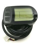 Lectric bicicletta KT LCD5u display per la bici elettrica LCD panel 24 v 36 v 48 v
