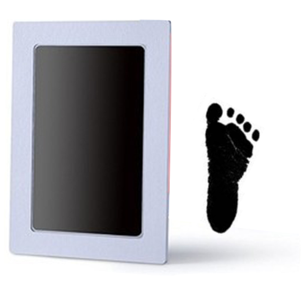 MrY Parent-Child Hand Inkpad Infant Fingerprint Watermark Toy Baby Care Non-Toxic  Handprint Footprint Imprint Kit Casting