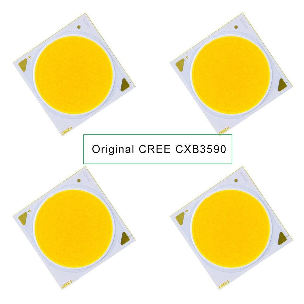 Original Cree COB CXB3590 CXB 3590 Led Grow Light 3000K/3500K/5000K 80 CRI 36V Cob Led Grow Light For Medical Plants