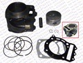 72MM  CYLINDER PISTON RING GASKET KIT GY6 250CC ATV QUAD SCOOTER BUGGY GO KART CFMOTO JONWAY KAZUMA