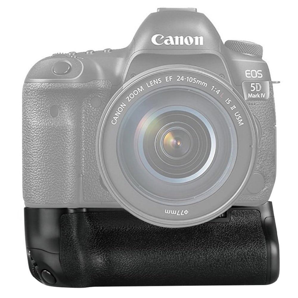 PULUZ kaamera vertikaalne patareihoidik Canon EOS 5D Mark IV DSLR - Kaamera ja foto - Foto 6