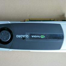 Quadro 6000 Q6000 6GB DDR5 Professional graphics card 3D ren