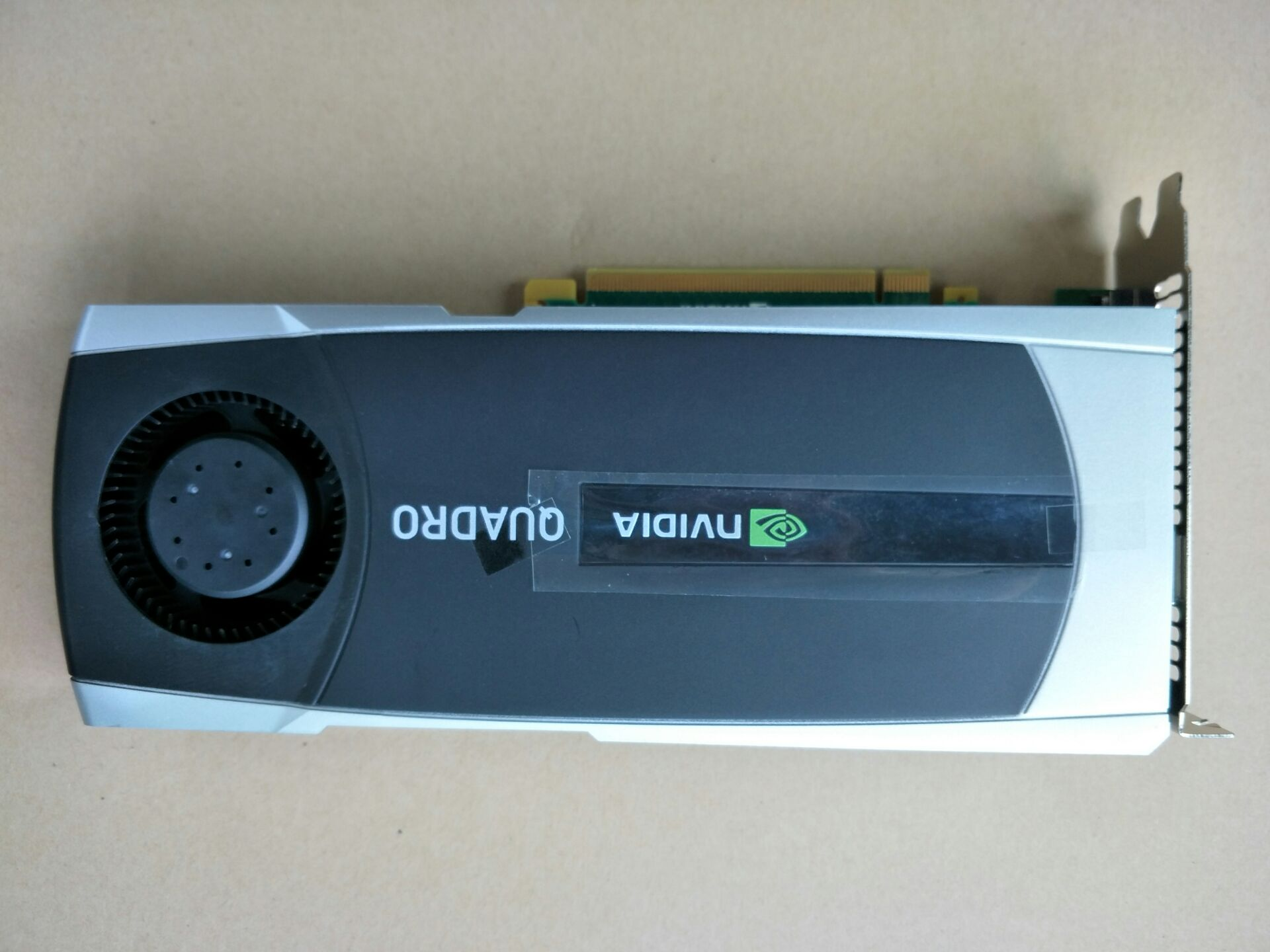 Quadro 6000 Q6000 6GB DDR5 Professional  Graphics Card 3D Rendering / Scene Modeling