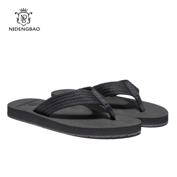 Brand Sandals Men Slippers Flat Comfortable Men's Flip Flops Casual Shoes Summer Beach Sapatos Hembre sapatenis masculino 1