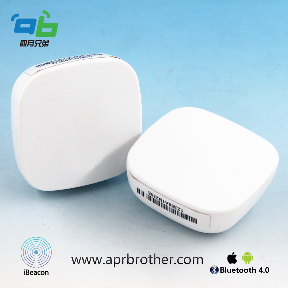 10pcs / Lot Energy Efficient King Ibeacon With Dialog 14580 For Battery Life 5 Years