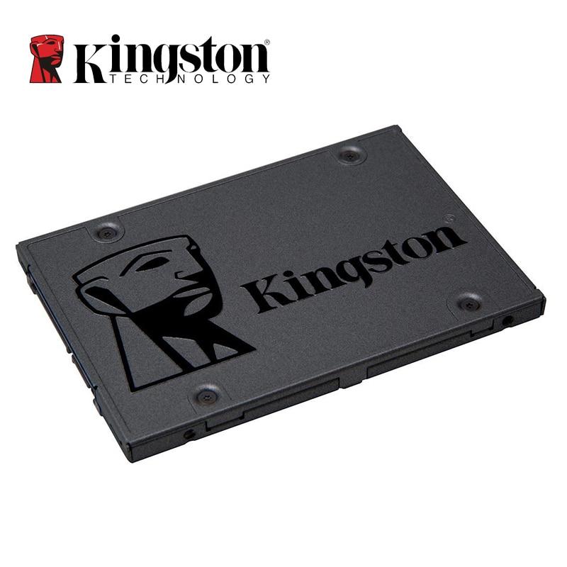 Kingston Sata SSD 240 GB A400 SATA III 2.5 Inch 480 SSD Hard Drive Disk HDD Solid State Drive SSD 120gb 240 480 GB Notebook PC(China)