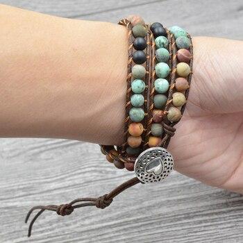 Bracelet Agate Indienne