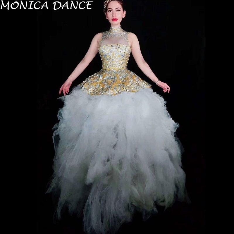 Женское сексуальное блестящее платье со стразами с большим шлейфом, женское платье на день рождения, платье для выпускного вечера, открытые