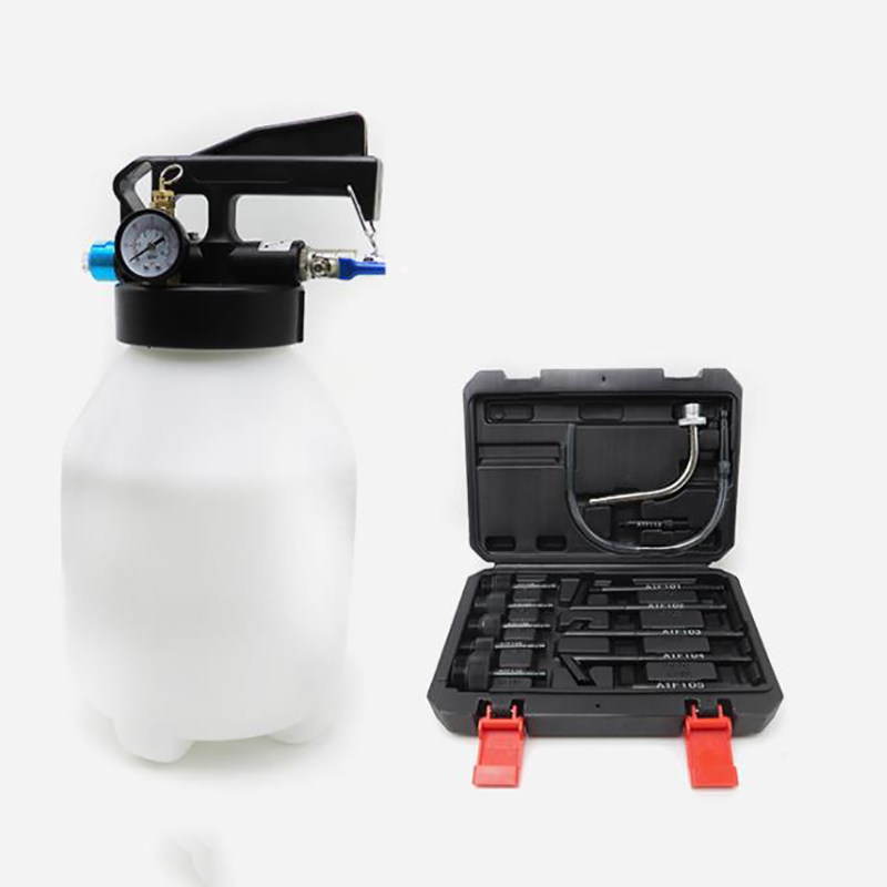 Pneumatic Automatic Transmission Oil Change Machine Fuel Dispenser Pumping Oil Changer Gearbox Oil Filling Tool 6L