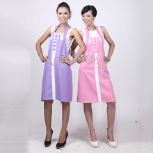 1pcs Professional Hairdressing Apron Women Fashion Hair Cutting Aprons Barber Home Styling Salon Hairdresser Waist Cloth