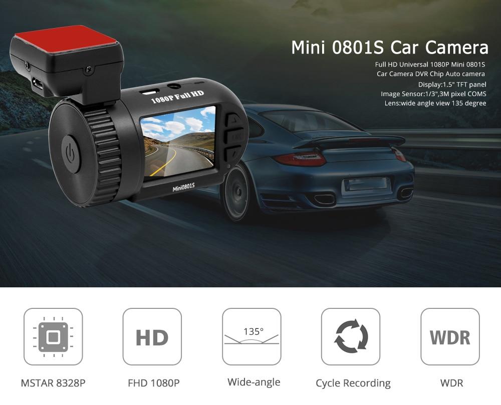 À Dash Caméra S Voiture Mini Arpenkin Super Niveau 0801 Mise BxQroeWdC