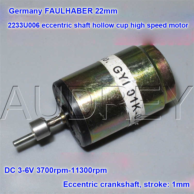 Detail Feedback Questions about Germany FAULHABER 22mm