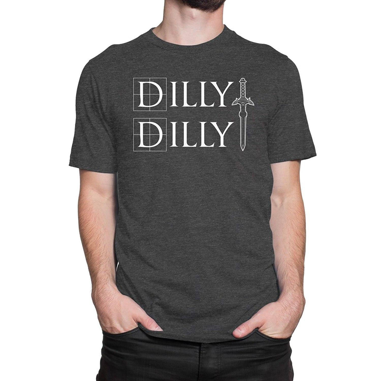 Gildan PRINT HAUS Dilly Dilly Mens T-Shirt