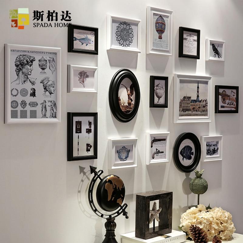 Schön Familie Collage Bilderrahmen Für Wand Bilder ...