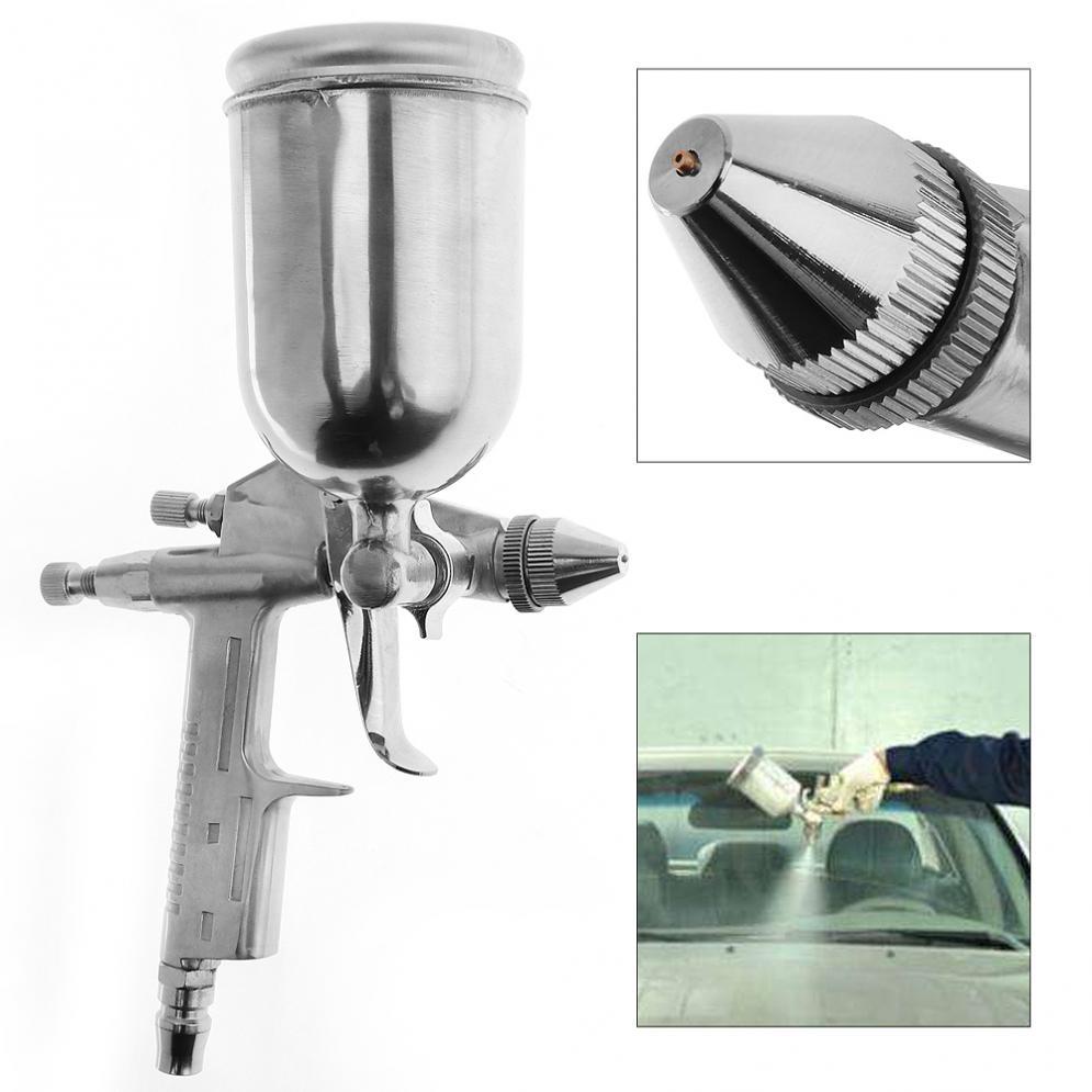 цена на Professional Power Tool Spray Gun 0.5MM Nozzle K-3 Spray Gun Mini Air Paint Spray Gun Airbrush For Painting Car Paint Spray Gun