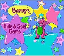 Barneys Hide & Seek Game Game Cartridge Newest 16 bit Game Card For Sega Mega Drive / Genesis System