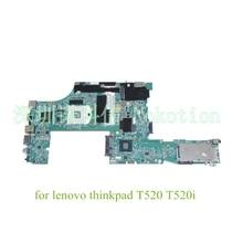 laptop motherboard for lenovo thinkpad T520i T520 04W3256 QM67 nvidia GeForce NVS4200M DDR3