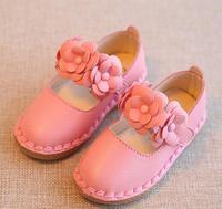 Candy Color Children Shoes Girls Shoes Princess Shoes Fashion Girls Sandals Kids Designer Single Shoes Spring