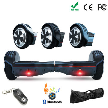 цена на Europe Magazine Oxboard Hoverboard Electric Scooter Aboard Patinete Electrico Hoverboard Electrico Hover Board Hoover Board