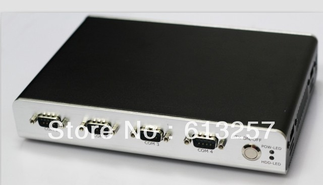 Fanless Embedded Mini BOX PC For mini itx and 3.5'' SBC motherboard
