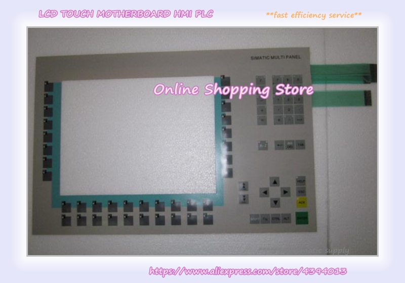New original offer touch screen panel MP370-12KEY 6AV6542-0DA10-0AX0 цены