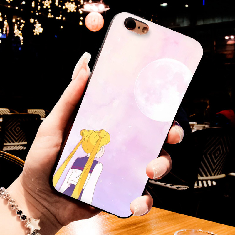 Cellphones & Telecommunications Maiyaca Sailor Moon Black Lady New Arrived High Quality Phone Case For Apple Iphone 8 7 6 6s Plus X Xs Max 5 5s Se Xr Cover Complete In Specifications Phone Bags & Cases