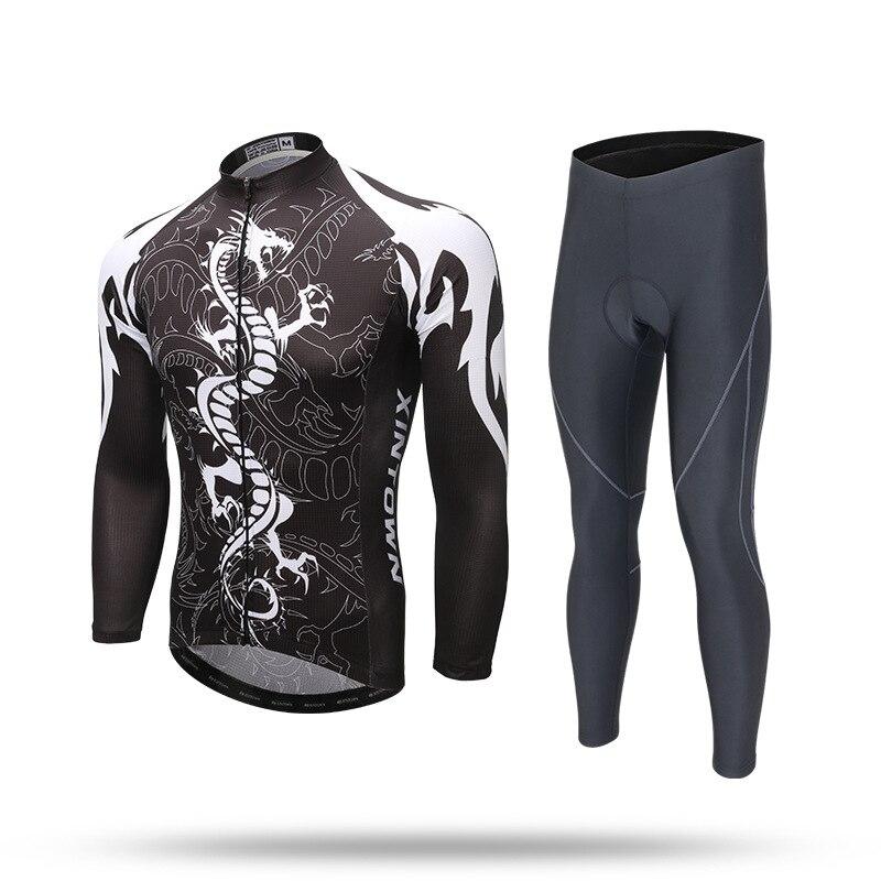camisa ciclismo dos homens respirável 3d acolchoado