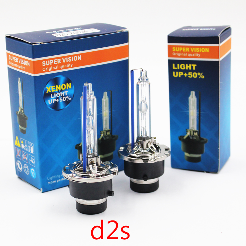 35W d2s hid bulb D1S D3S D4S xenon hid headlight bulb AC 12V 4300K 5000K 6000K 8000K CBI Xenon headlight car xenon headlights in Car Headlight Bulbs Xenon from Automobiles Motorcycles