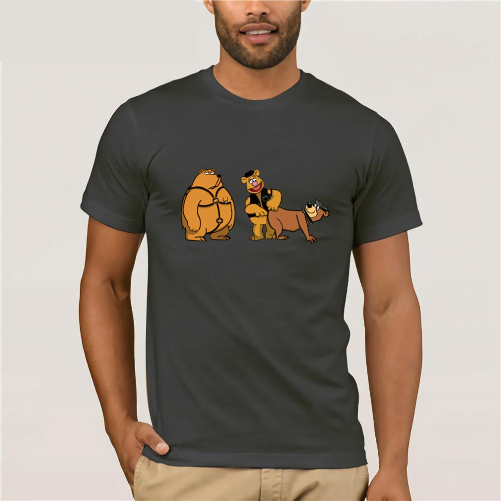 GILDAN Gay Bears Bearback T Shirt LGBT Riinbow Gay Lesbian Pride T shirt models please contact in T Shirts from Men 39 s Clothing
