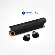 S-2 Wireless Bluetooth TWS Earphone Mini Earbuds Stereo Surround Sound Bass Handsfree Headset For IPhone Samsung Huawei