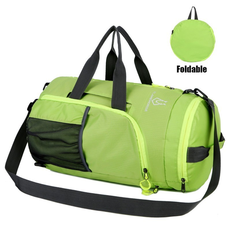 Travel Luggage Duffle Bag Lightweight Portable Handbag Tennis Large Capacity Waterproof Foldable Storage Tote