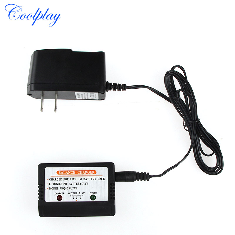 Battery Charger + Adapter Set Parts For WLToys V912 V913 V262 V353 A949 A959 A969 L959/ Syma X8 X8C RC Helicopter/ Quadcopter