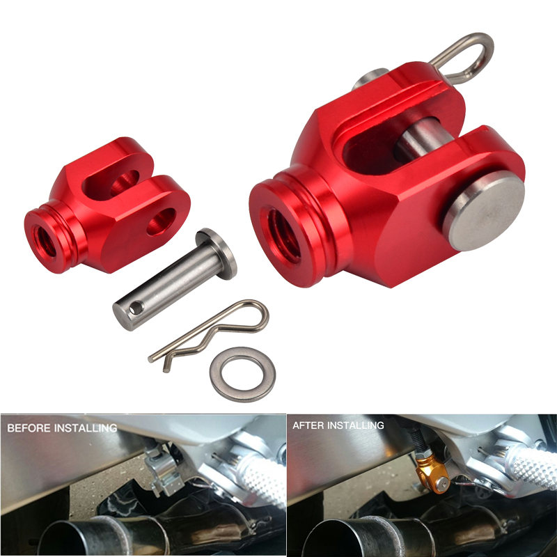 Motorcycle Rear Brake Clevis For <font><b>Honda</b></font> CBR400R <font><b>CB500X</b></font> CB500F CBR500R 2013 2014 2015 2016 2017 <font><b>2018</b></font> CB400SF 2008 2009 2010-2019 image