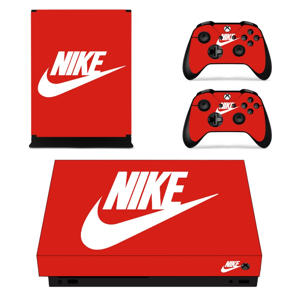 Stickers Skin Vinyl Decals  Cover For Xbox One X  Of Console Stickers Of Controller Game Accessories Skins