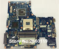 Laptop motherboard para lenovo z500 p500 la-9063p sistema mainboard totalmente testado e funcionando bem