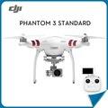 (En la acción) dji phantom 3 estándar/avanzada aérea rc helicóptero dji phantom fpv quadcopter drone con cámara de alta definición de $ number ejes cardán