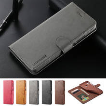 Case For Huawei Honor 9X Case Leather Wallet Flip Cover Honor 9X Phone Coque For Huawei
