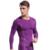 2016 hombres ropa interior de fibra de bambú caliente shirt Warm long johns soft comfort Sexy Undershirt apretado sin pantalones 7 color