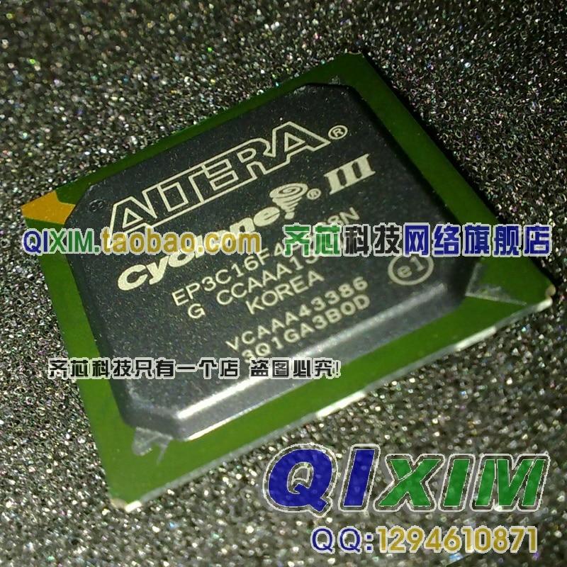 цена на EP3C16F484C8N   - FPGA ALTERA new