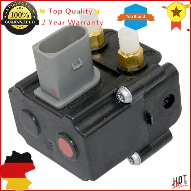 AP02 New Air Suspension Solenoid Valve Block 37206789937 37206789938 For BMW 5 E61 X5 E70 X6 E71 E72 520 523 525 530 535 545