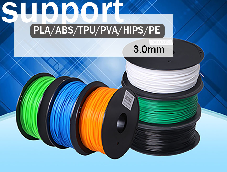 support filament 950