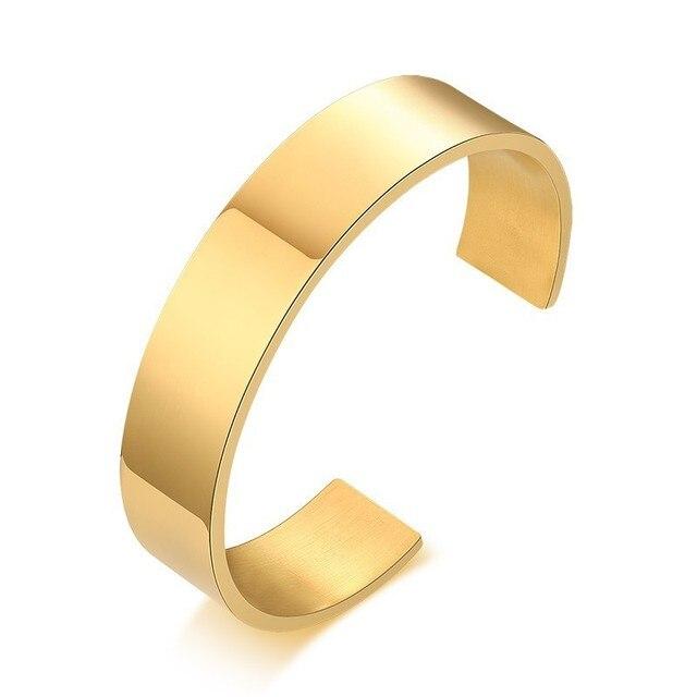 Vnox Basic Cuff Bracelets...