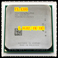 Original FX-4300 Desktop CPU 4M 3.80GHz 4GHz Socket AM3 FD4300WMW4MHK for AMD Quad-Core Desktop Original disassemble Processor