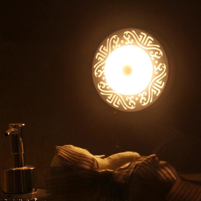 Luzes da Noite o armário do corredor Potência : 0-5 w