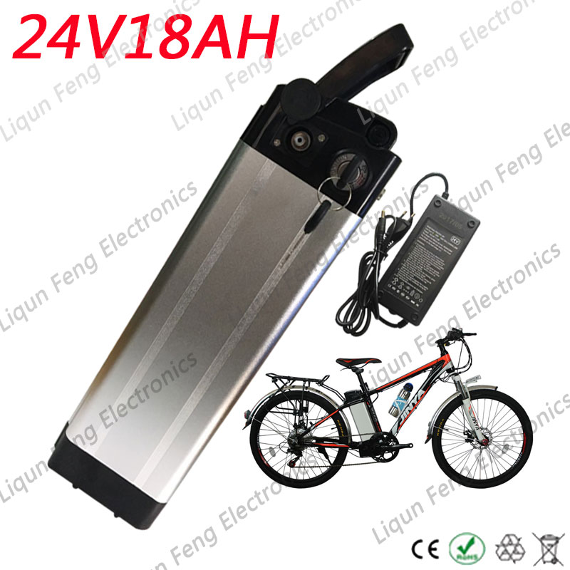 US 48V 10Ah Lithuim Li-ion E-Bike Battery Pack For 250-500W Electronic Bicycles