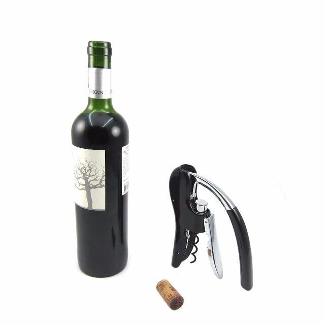 Online Shop Professional Zinc Alloy Power Wine Opener Screwpull