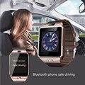 OGEDA Носимых Устройств DZ09 Smart Watch Электроника Наручные Часы Smartwatch Телефон Android Смартфон Здоровья Smartwatches