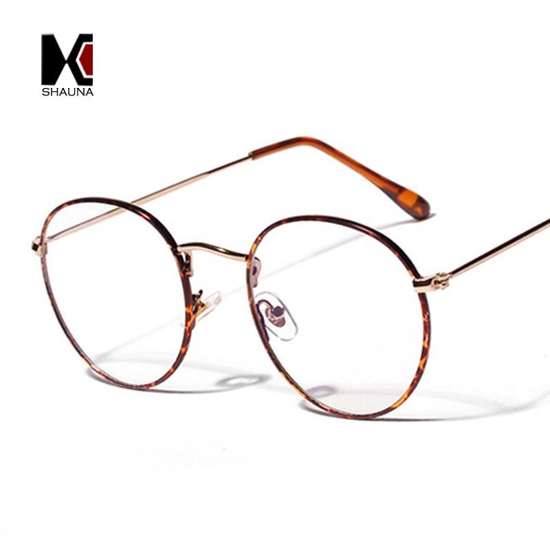 59f9fe5ff6a8 Aliexpresscom   Buy Shauna Classic Women Round Eyeglasses Frame