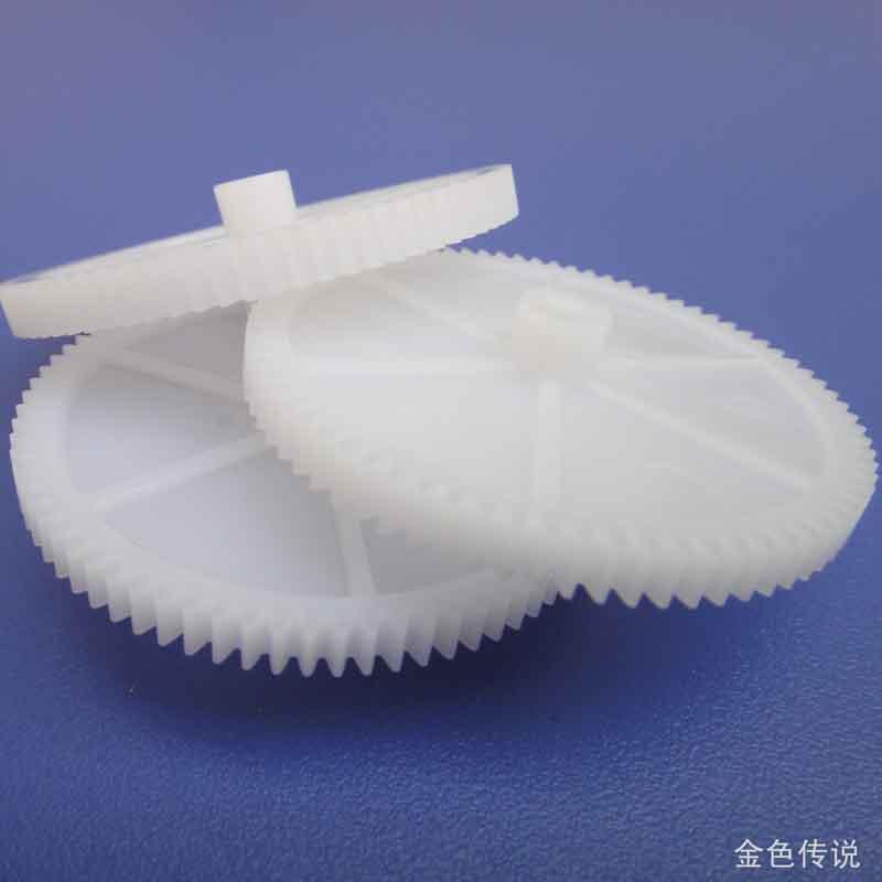 F17642 JMT 1078D Plastic 78 teeth Large Gear 0.5 Modules 2.5mm Hole Gear Spur gear DIY Toy Accessory